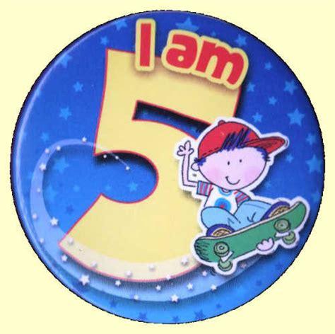 birthday badge skateboarder party wizard