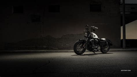 Harley Davidson Forty Eight 4k Wallpapers by Motorcycles Desktop Wallpapers Harley Davidson Sportster