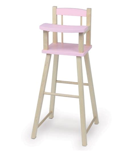 chaise haute pour poupee chaise haute petitcollin poupees baigneurs com la
