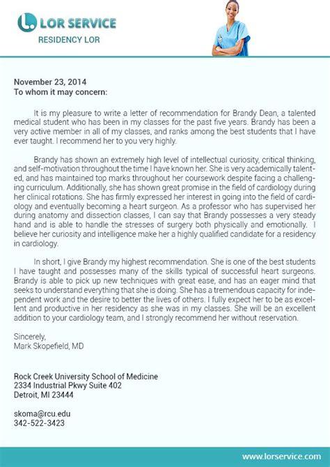 thinking      residency letter