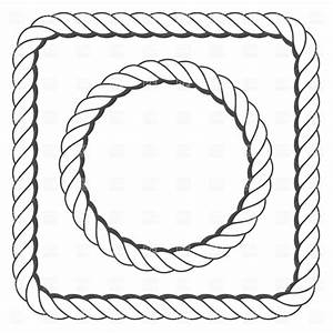 Rope frame, 1096, Borders and Frames, download Royalty ...