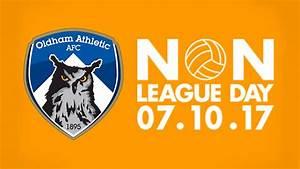 Latics Back Non-league Day - News
