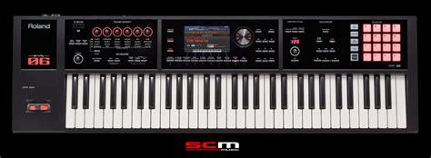 Fa06 Roland Fa06 Synthesizer  Brand New Stock Unopened