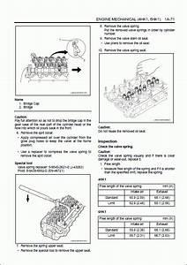 Hitachi Engine Manual 4hk1  6hk1  Isuzu