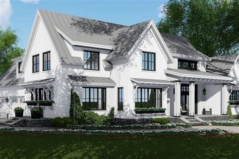 cottage house plan farmhouse style house plan 4 beds 4 50 baths 2886 sq ft