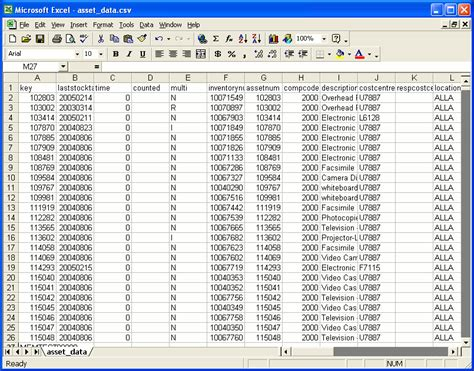 equipment tracking spreadsheet excel spreadsheets group