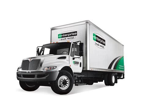 enterprise adding  locations  truck rental business