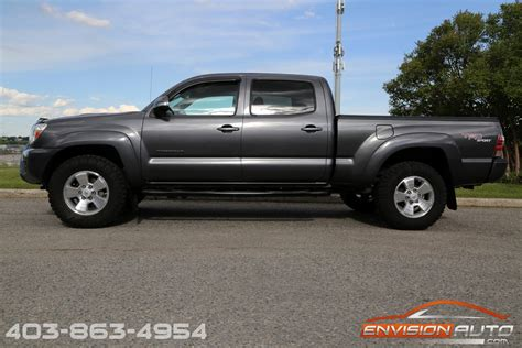 2013 Toyota Tacoma Trd by 2013 Toyota Tacoma Cab 4 215 4 Trd Supercharged