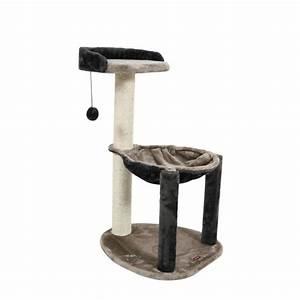 Arbre A Chaton : l 39 quipement n cessaire l 39 accueil d 39 un chat ~ Premium-room.com Idées de Décoration