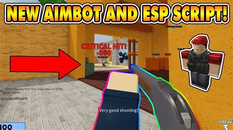 hacks  roblox arsenal aimbot kill