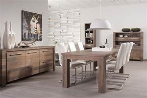 decoration salle a manger contemporaine changer la deco With deco salle a manger contemporaine