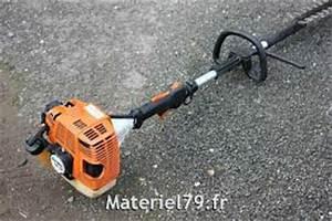 Taille Haie Stihl Perche : location taille haie a perche stihl pro thermique sur ~ Dailycaller-alerts.com Idées de Décoration
