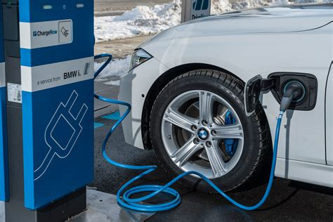 Motorway Services And Major Fuel Stations To Have Electric
