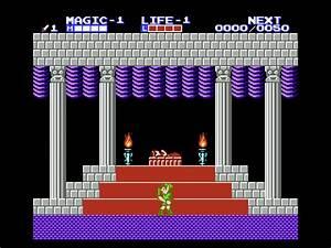 Zelda, Ii, The, Adventure, Of, Link, Screenshots