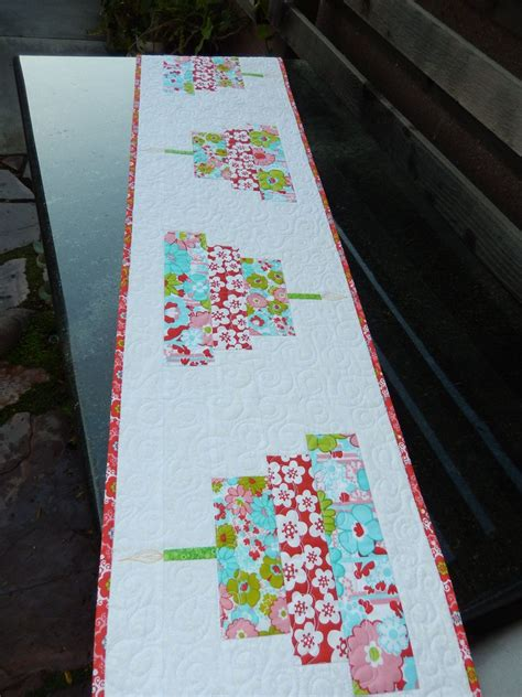 party cake table runner  zanymousecreations  etsy