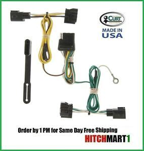 Curt Trailer Hitch Wiring For Jeep Wrangler