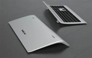 Double-Sided Keyboard/Touch Pad for Total Computing ...