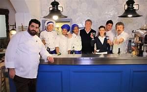 Cucine da incubo 3 torna il salva ristoranti antonino for Cucine da incubo da penna