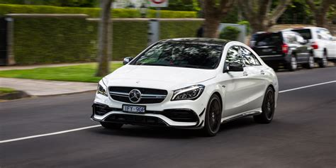 Www Mercedes by 2017 Mercedes Amg Cla45 Review Photos Caradvice