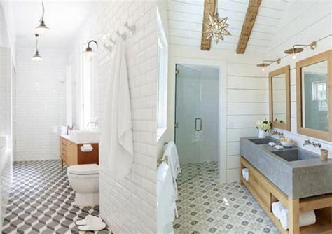 carreaux pour salle de bain 20 inspirations pour des carreaux de ciment inspiration search and design