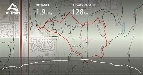 trillium trail washington alltrails map