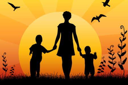 financial assistance programs  single mothers  michigan