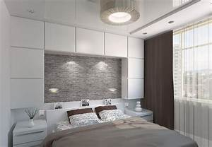 Kleines Schlafzimmer Ideen : 25 kleine schlafzimmer die modern und kreativ gestaltet ~ Lizthompson.info Haus und Dekorationen