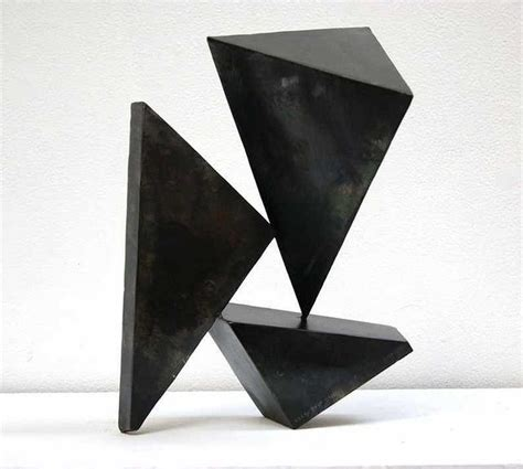 Abstract Shapes Sculpture by Abstract By C Best Geometric Geometric Sculpture