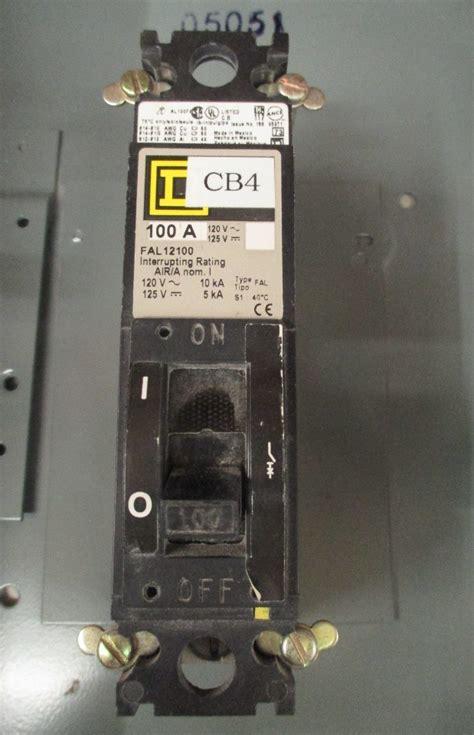 Square Amp Circuit Breaker Iec With Enclosure