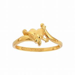 Rings arrow through heart 22kt gold ring grt jewellers for Gold ring models with letters