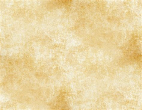 Ivory Parchment Paper With A Design