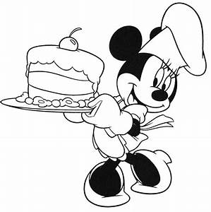 Mickey Mouse Clubhouse Birthday Coloring Pages Characters ...