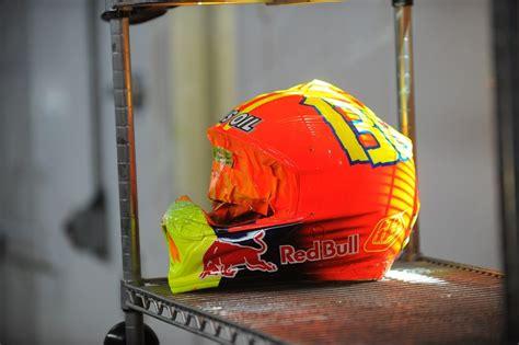 Fresh Paint Custom Tld Helmets Motocross News Stories