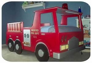 25  Best Ideas About Fire Truck Beds On Pinterest