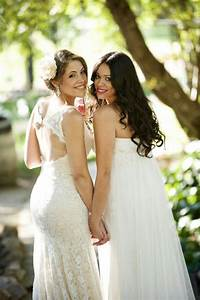 lesbian marriage love pinterest beautiful wedding With lesbian wedding dress