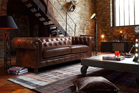 canapé en anglais un canapé chesterfield pour un style affirmé