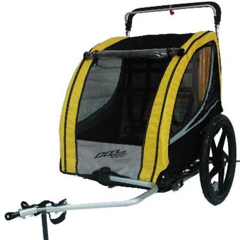 housse pour siege de voiture maxxus remorque vélo à suspension 2 enfants