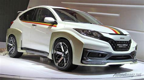 Velg hrv prestige 2020 di pasang di ertiga : Mau Honda HR-V Full Mugen? Siapkan Dana Ekstra 53 Juta Rupiah - AutonetMagz