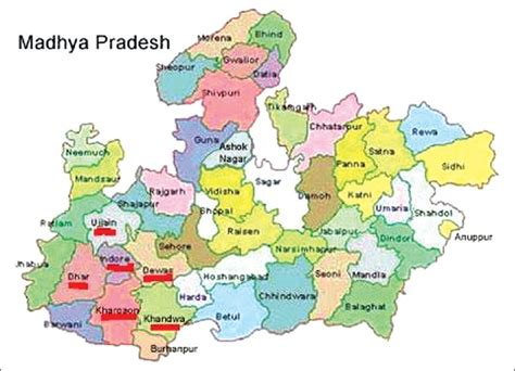 india map state wise