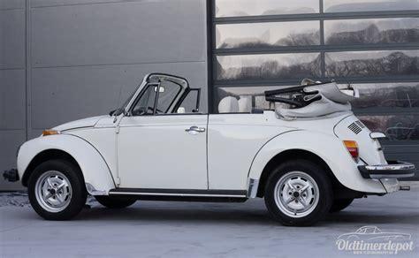 vw käfer cabrio oldtimerdepot reutlingen vw k 228 fer cabrio wei 223