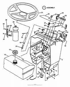 Snapper Rear Engine Transmission Diagram
