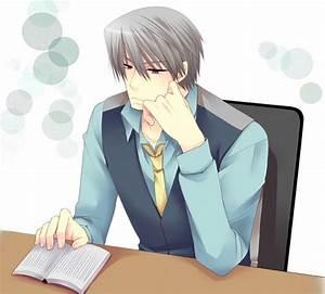Usami Akihiko - Junjou Romantica - Zerochan Anime Image Board