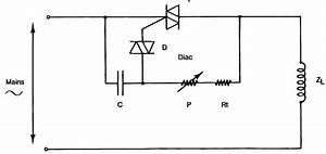 how to use triacs for controlling inductive loads like With triac circuit