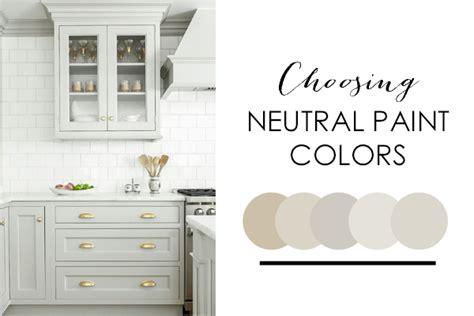 neutral paint colors tips hints   perfect color