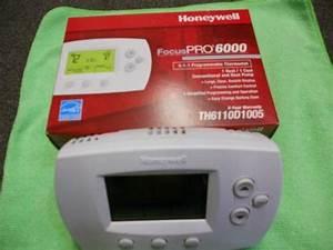 Honeywell Pro 6000  Programmable