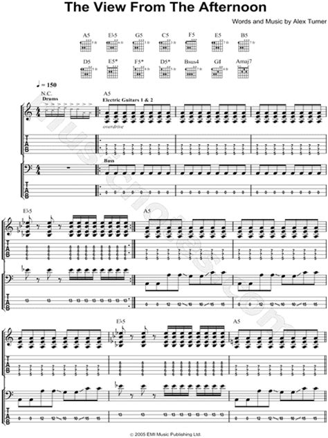 floor anthem chords on the dancefloor tab thefloors co