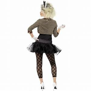 Déguisement Madonna Année 80 : costume madonna ann e 80 deguisement femme adulte ~ Melissatoandfro.com Idées de Décoration