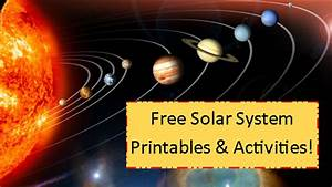 fruity solar system free printable food fun for kids Book ...