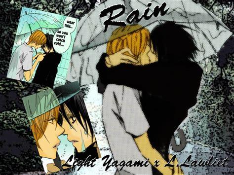 Anime Kiss Death Note Death Note Kiss Memes