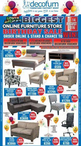Specials ? Decofurn Factory Shop